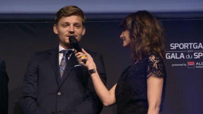 David Goffin wordt verkozen tot Sportman van het Jaar en ziet fenomenaal seizoenseinde zo beloond
