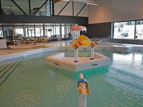 Zwemmen, sporten en zweten in het gloednieuwe complex van De Eendr8 in Hellevoetsluis