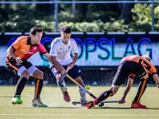 HC Tilburg-speler Van der Horst: 'We zijn op details afgestraft'