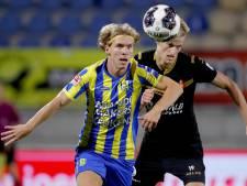 Middenvelder Nikki Baggerman uit Monster blij met kans bij FC Dordrecht: 'Tot hier en niet verder'