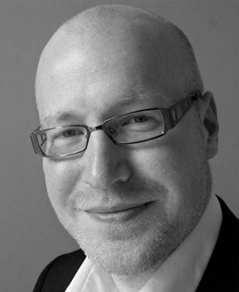 Thijs Lijster, universitair docent kunst- en cultuurfilosofie aan Rijksuniversiteit Groningen Beeld