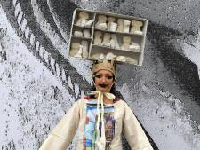 Monster Chetwynd maakt theater in het museum