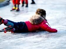 Maandagmiddag vrijwel zeker schaatsen op natuurijs in Wijk bij Duurstede