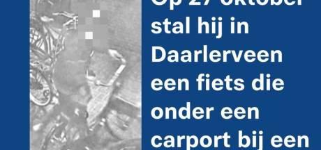 Onduidelijke foto van fietsendief in Daarlerveen leidt tot onbegrip: 'Hoe moeten we die man zo herkennen?'