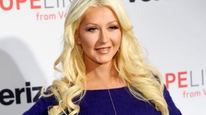 Christina Aguilera bekent: haar lief dumpte haar voor een andere man