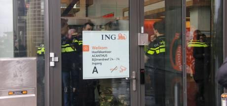 Bombrief ontploft bij ING in Amsterdam, verdacht pakket in Brabant géén explosief