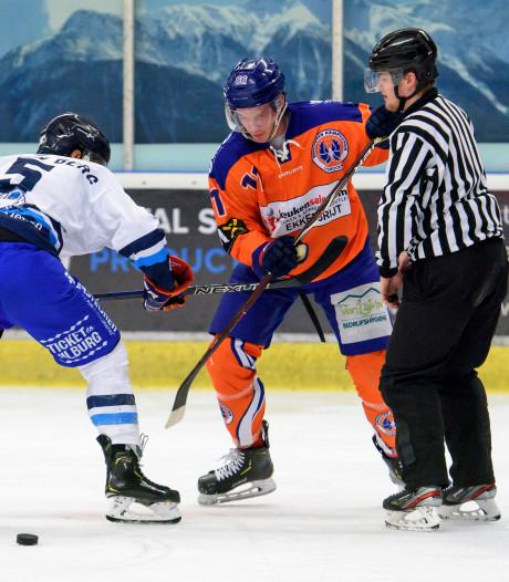 Het plezier is terug bij ijshockeyer Mike Verschuren