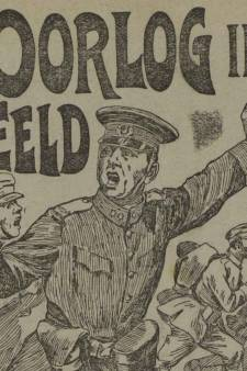 Krant was onmisbaar in Grote Oorlog, voor het nieuws én de bonnen