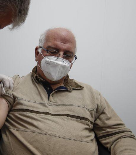 700 personnes déjà vaccinées dans les maisons de repos belges