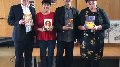 Schepen Hilde Holsbeeks geeft aftrap voor jeugdboekenweek