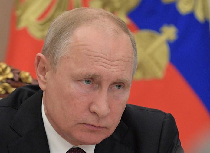 Que pensera le vrai Vladimir Poutine de cette caricature?