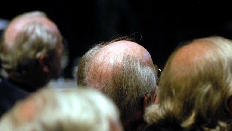 In de Tempelman-familie dragen wij mannen onze kale koppen al generaties lang met waardigheid Beeld Marcel van den Bergh