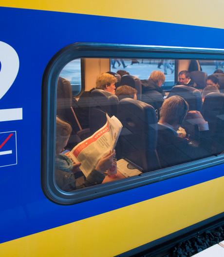 Treinstoring tussen Breda en Tilburg door defecte trein voorbij