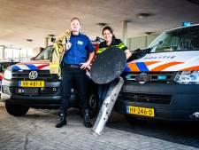 Politie belooft spektakel bij 112-dag