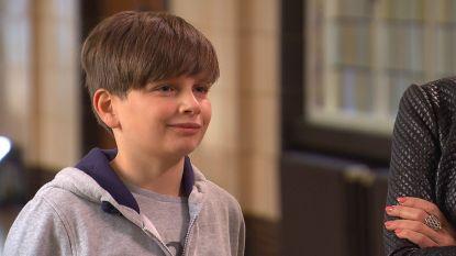 """Jongste verkoper ooit (12) in 'Stukken Van Mensen': """"Paul is mijn favoriete dealer"""""""