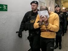 Acht maanden voorwaardelijk voor drie oberschoppers,  twee anderen nog in cel