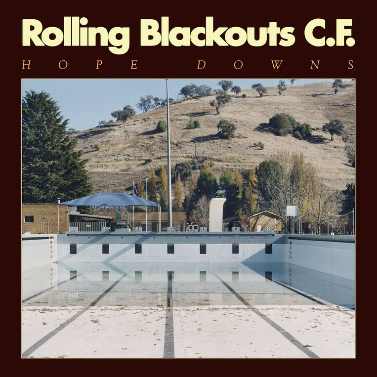 Rolling Blackouts C.F.: Hope Downs. Beeld null