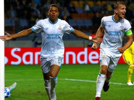 PSV wint spektakelstuk in Wit-Rusland en is dichtbij een plek bij de Europese elite