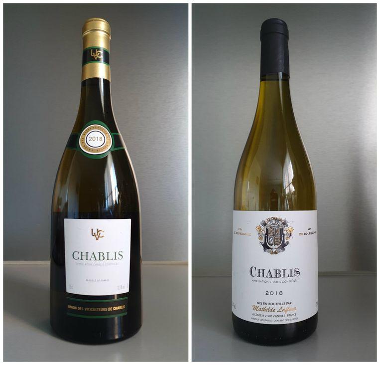 Chablis, union des viticulteurs de Chablis en Chablis Mathilde Lafleur