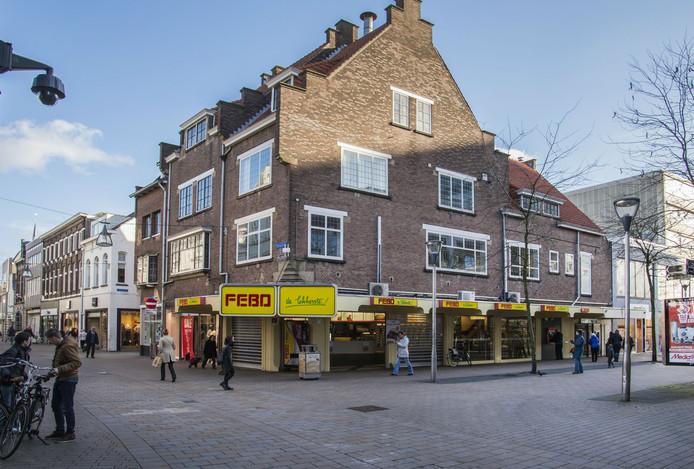 De Febo in de Heuvelstraat.