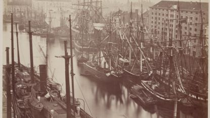 Zo zag Antwerpen anno 1860 eruit: historische fotocollectie wordt gerestaureerd
