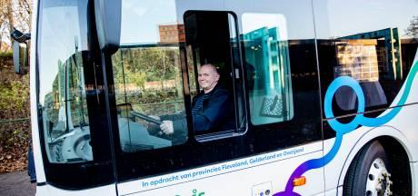 Wifi, usb en een soepele rit: busreiziger in Oost-Nederland krijgt een Chinese verrassing