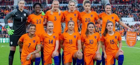Run op kaarten voor wedstrijd Oranjeleeuwinnen