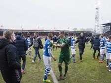 KNVB start vooronderzoek naar excessen rond duel Eagles - Graafschap