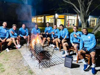 Ploegbarbecue bij Uruguay blijkt slagveld: 16 spelers testen positief, Suárez ontbreekt tegen Barça