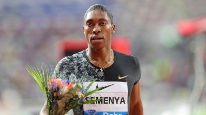 IAAF verweert zich in zaak-Caster Semenya