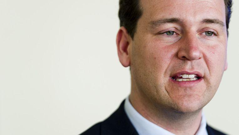 PvdA-wethouder Lodewijk Asscher Beeld ANP
