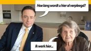 """""""Dit is respectloos"""": familie razend dat politieke tegenstanders van De Wever foto overledene misbruiken voor satire"""