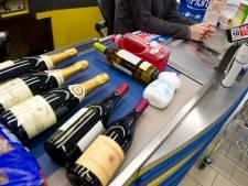 15-jarige test supermarkten en krijgt alcohol zo thuisbezorgd