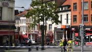 Dak van carrosseriebedrijf op Leuvensesteenweg vat vuur, rook bevat mogelijk giftig stof