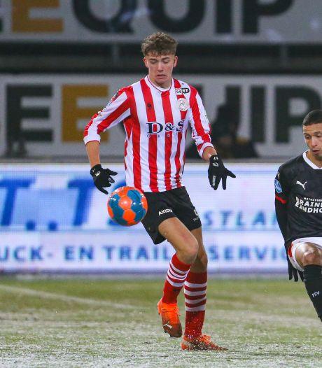 Hoe trainer Henk Fraser Sparta langzaam transformeert tot een 'FC Jens Toornstra'