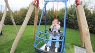 Van rolstoelschommel tot evenwichtsparcours: Kinderen van ziekenhuis Inkendaal revalideren in uniek speelparadijs