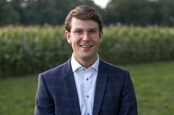 Tobias Holtman uit Aalten.