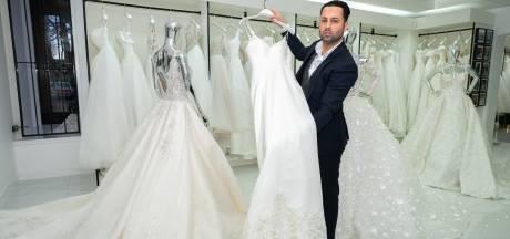 Alberto bewaart de jurken van de bijna-bruiden van 2020: 'Een paar coronakilo's is helemaal niet erg als het tóch zo ver is'