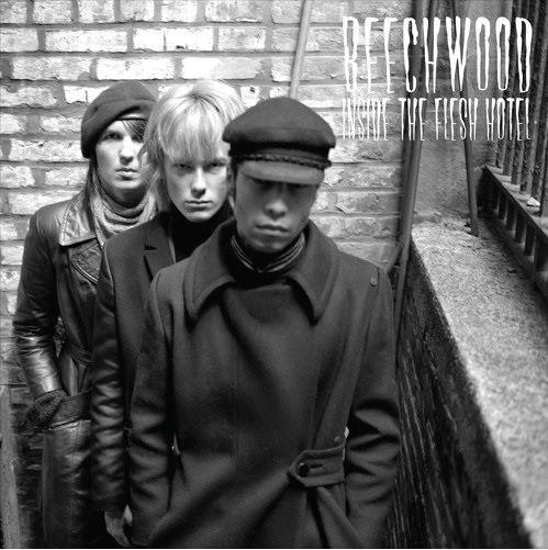 Cover album Inside the flesh hotel van Beechwood.