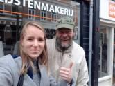 Veroniek blijft anderen helpen na actie voor dakloze Erik: 'Voelt zo goed'