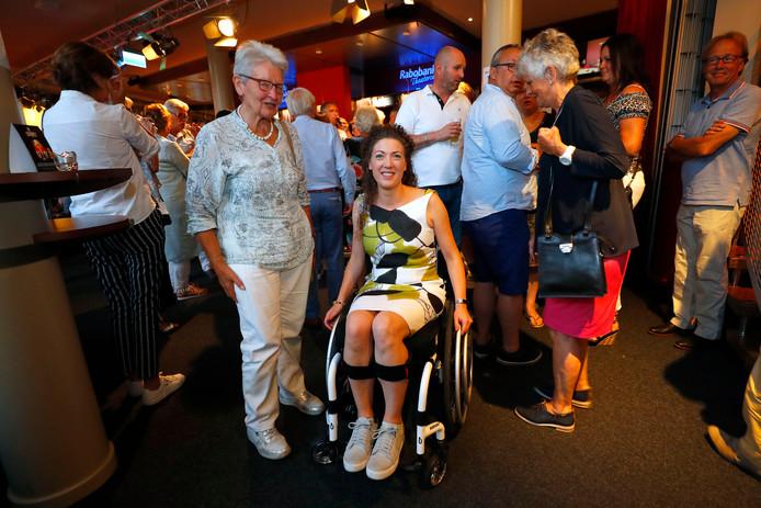 Valkenswaard Mama met MS Tanje Berkx