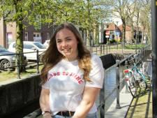 Denise (17): 'Vooral grote strafrechtzaken fascineren me'