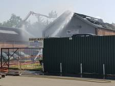 Opruimen asbest na brand Ede duurt nog tot vrijdag