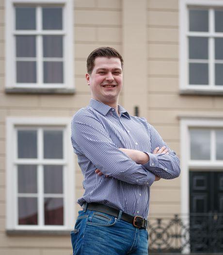 Voormalig Jongerenraadvoorzitter Björn Rommens sluit zich aan bij PvdA Roosendaal