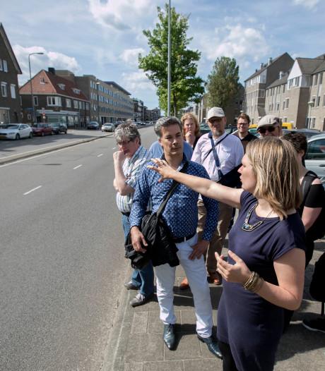 Verkeersveiligheid: Middenberm Boschdijk in Eindhoven niet groen