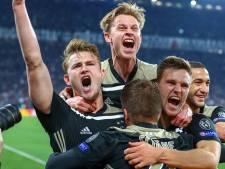 Mourinho neemt drie Ajacieden en Van Dijk op in CL-elftal