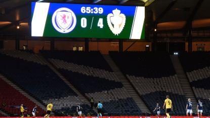 Duivelse zege is grootste thuisnederlaag in 45 jaar voor Schotland