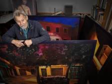 Kunstenaar uit Herxen zoekt expositieruimte voor zijn serie Sardijnse nachtwerken