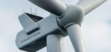 Nieuwe windmolens verpulveren hoogterecord