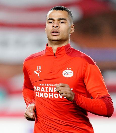 Over het mogelijk grootste talent van PSV is het minste te doen